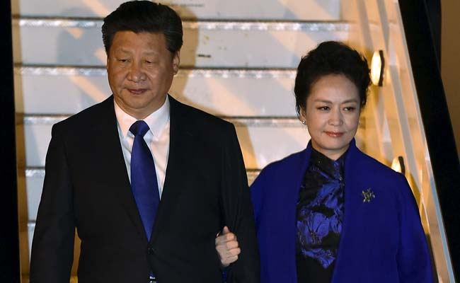 Red Carpets, Protests to Greet China's Xi Jinping in Britain