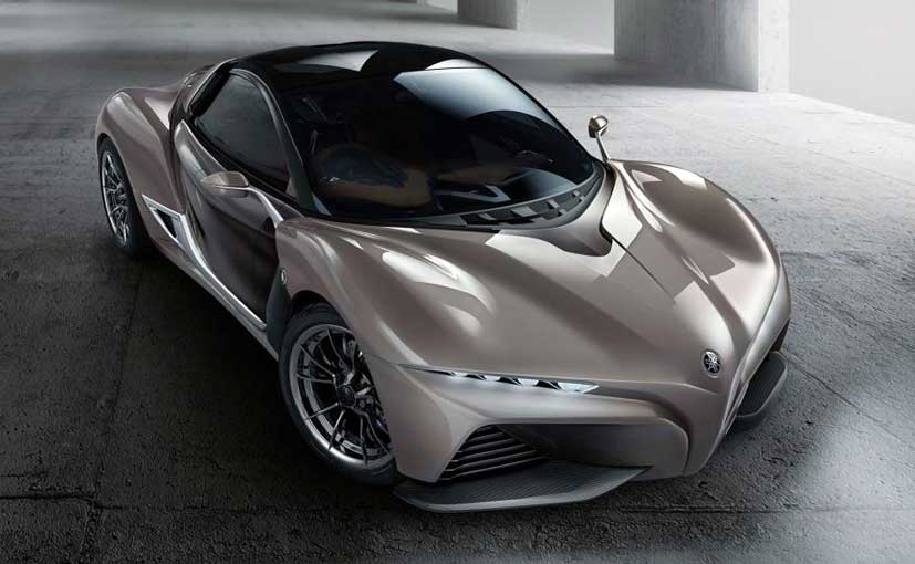 Even in 2015 Yamaha had showcased a concept car - the Sports Ride Concept