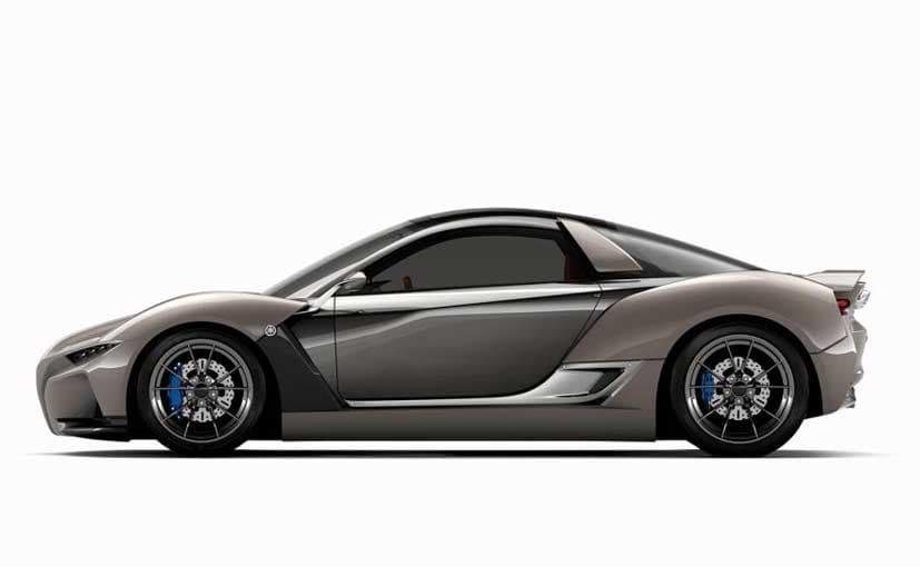 Yamaha Sport Ride Concept