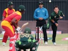 वनडे सीरीज : यासिर शाह की घातक गेंदबाजी, पाकिस्तान ने जिम्बाब्वे को 131 रन से हराया