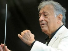 Zubin Mehta Conducts First Delhi Concert of Australian Orchestra