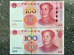 China Forex Reserves Fall to Lowest Since May 2012