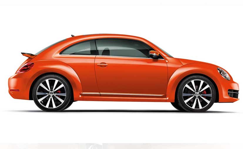 Volkswagen India Teases The New Beetle Bookings Open