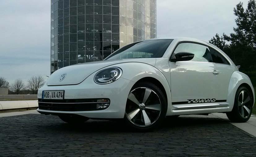 2015 volkswagen beetle review ndtv carandbike. Black Bedroom Furniture Sets. Home Design Ideas