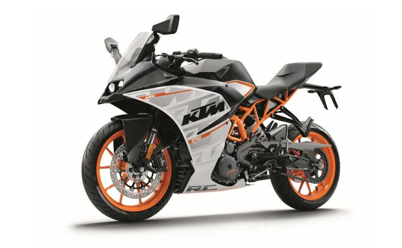 2016 ktm rc 390 with upgrades goes on sale in europe. Black Bedroom Furniture Sets. Home Design Ideas