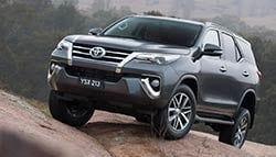 New Toyota Fortuner Launch: Highlights