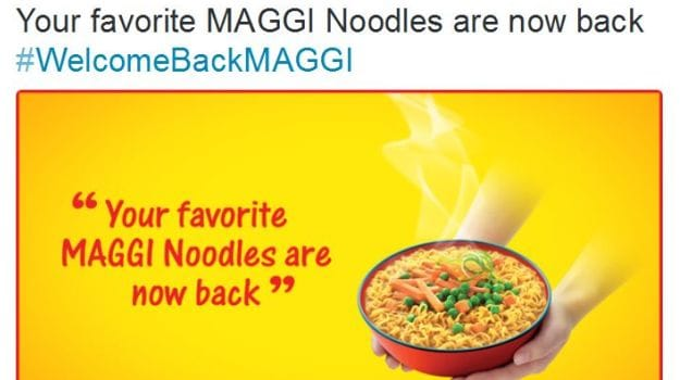 Maggi Noodles is Back: Nestle India Begins Market Rollout