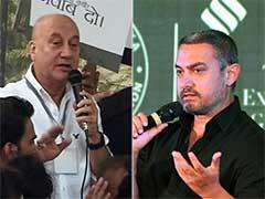 आमिर, 'अतुल्य भारत' 'असहिष्णु भारत' कब बना : खेर   आमिर का बयान डर फैलाने वाला : केंद्र