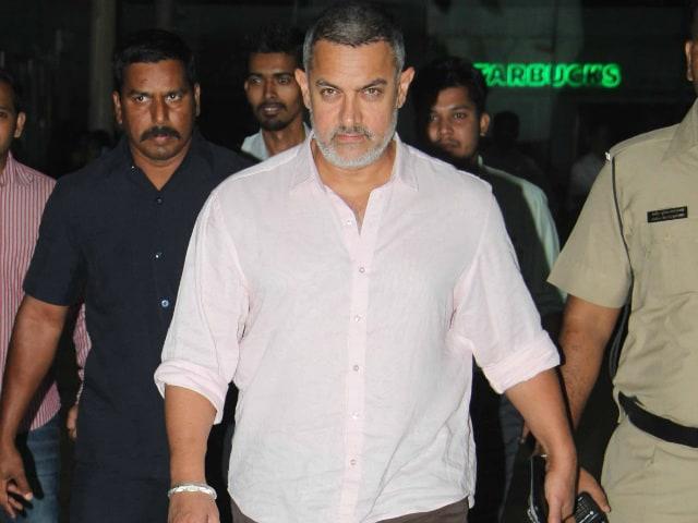 Congress Slams Government For Not Retaining Aamir Khan As Brand Ambassador