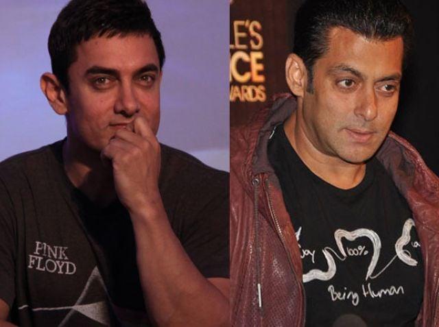 On Diwali, Aamir Wishes Salman Khan His 'Biggest Success Ever'