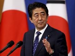 Japan's Shinzo Abe Says Wants US, South Korea Cooperation Over South China Sea