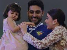 For Aaradhya, a Birthday Wish From Daddy Abhishek Bachchan