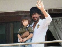 Why Shah Rukh Khan Got no Birthday Gifts From His Children