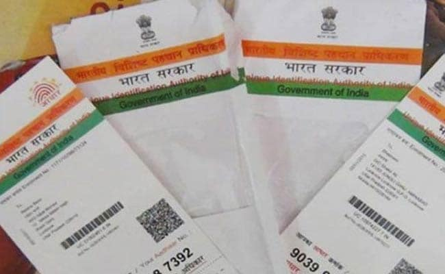 Government Considering Aadhaar Cards For NRIs: Sushma Swaraj