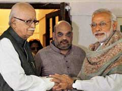 In Wishing LK Advani, Lalu Yadav's Cheeky Dig At PM Modi