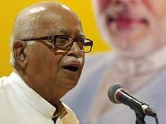 In Gujarat Civic Polls, LK Advani's 'Vote' of Confidence For PM Modi