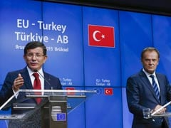 Declaring 'New Beginning', European Union and Turkey Seal Migrant Deal