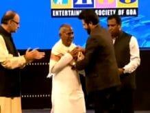 IFFI 2015: Ilayaraja Receives Centenary Award, Anil Kapoor Rocks as Lakhan