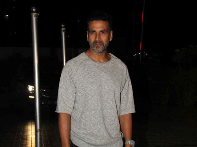 Akshay Kumar Hasn't 'Decided About' Kaththi Remake Yet