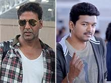 Akshay Kumar to Star in Hindi Remake of Vijay's <I>Kaththi</i>