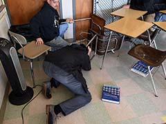 Anxious US Teachers Train For School Shootings