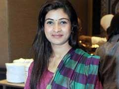 """Not Resigning"": AAP's Alka Lamba Amid Row Over Rajiv Gandhi Resolution"