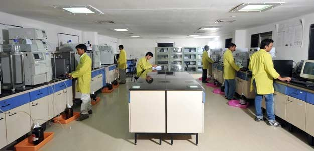 Alkem Labs Jumps 5%; Gujarat Unit Gets USFDA Nod