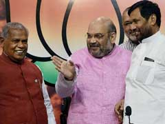 Ram Vilas Paswan, Jitan Ram Manjhi Fail to Deliver for NDA in Bihar