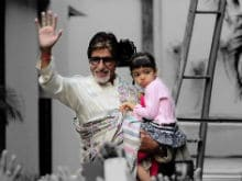 Amitabh Bachchan Loves Video Chatting With Aaradhya