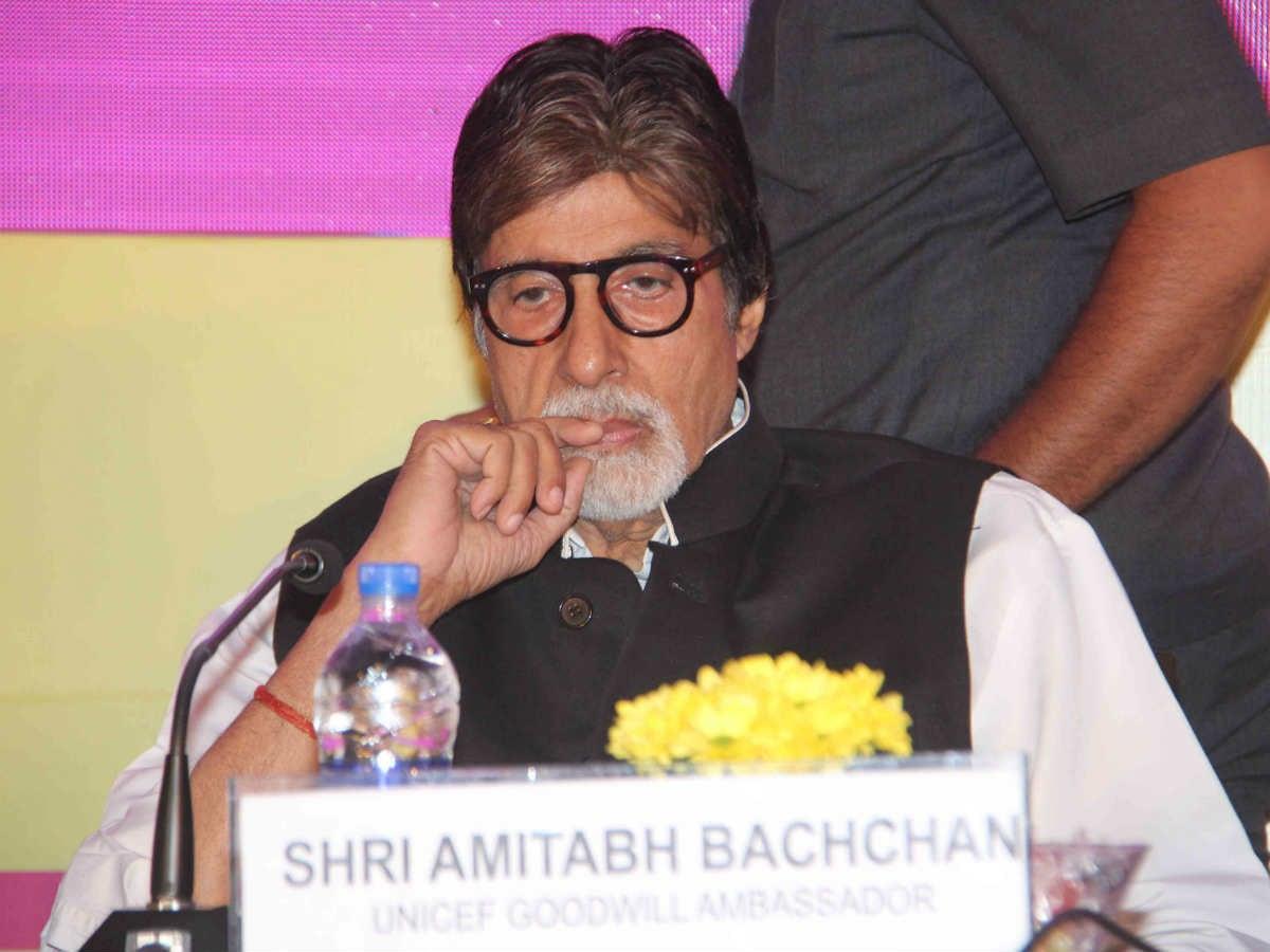 शूटिंग के दौरान चोटिल हुए अमिताभ बच्चन, अपने ब्लॉग में दी इस बारे में जानकारी