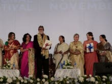Amitabh Bachchan Inaugurates 21st Kolkata International Film Festival