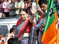 Gujarat Chief Minister Anandiben Patel Attacks Patidar Quota Leaders