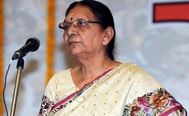 Haven't Received Any Letter From Hardik Patel: Gujarat Chief Minister