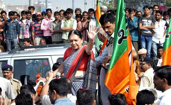 Gujarat Chief Minister Anandiben Patel Attacks Patidar Quota Leaders