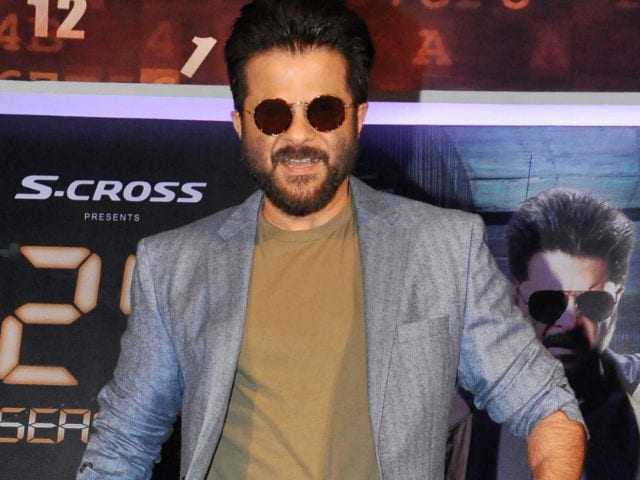 Anil Kapoor to Join Hackers Meet in Delhi For His Show 24