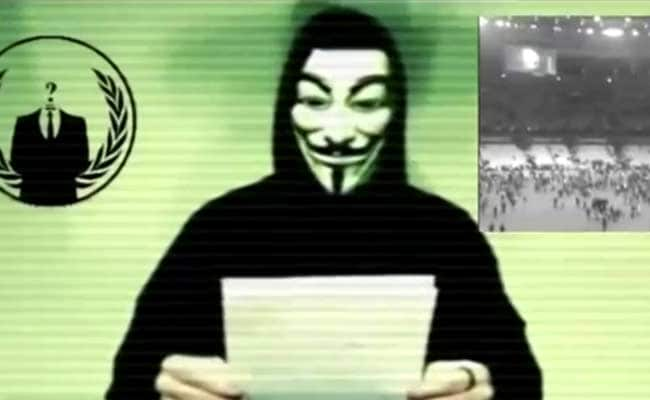 What You Need to Know About Anonymous' 'War' on the Islamic State