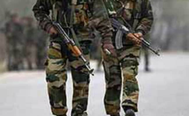 Terrorist Killed As Infiltration Bid Foiled In Jammu And Kashmir