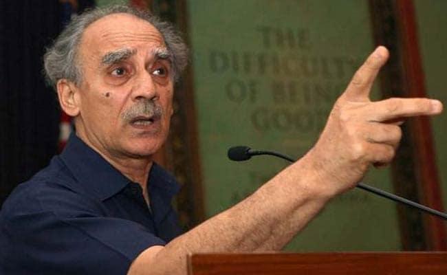 बीजेपी नेता अरुण शौरी ने कहा, नोटबंदी 70 सालों की सबसे बड़ी चूक