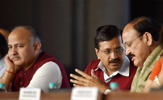 From Centre, Rs 3,250 Crore for Delhi, Praise for Arvind Kejriwal
