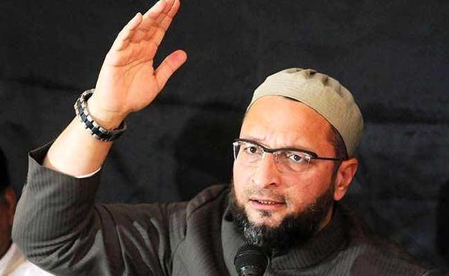 यूपी में BJP की जीत मुस्लिमों को 70 साल तक धोखा देने वालों के लिए सबक : असदुद्दीन ओवैसी