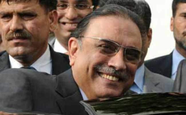 Former Pakistan President Asif Ali Zardari Sent To 11-Day Remand