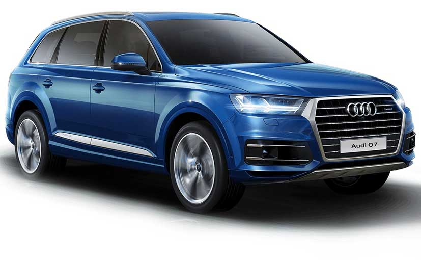 Audi Q7 India Launch On December 10 2015 Ndtv Carandbike