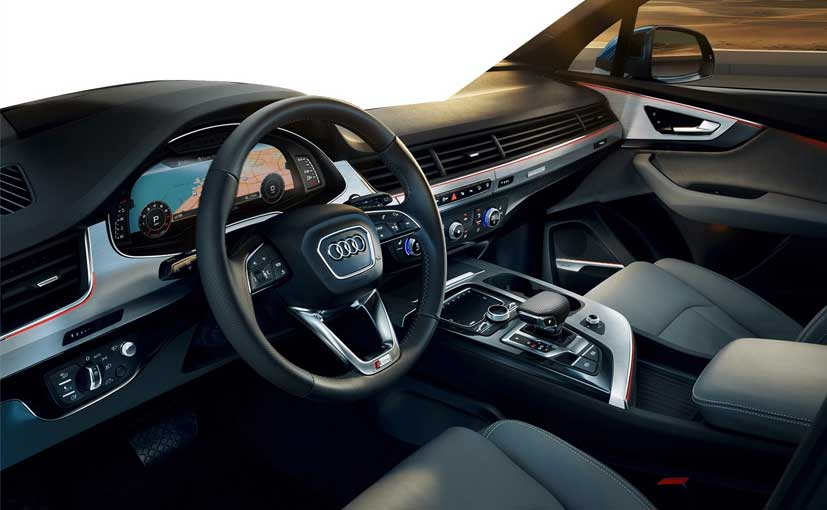 all new audi q7 launched in malaysia will arrive in india soon ndtv carandbike. Black Bedroom Furniture Sets. Home Design Ideas