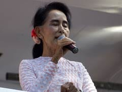 Suu Kyi Party Says on Track to Win Over 70 Per Cent of Seats in Myanmar Poll
