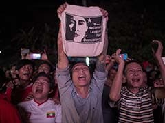 Myanmar Ruling Party Battered By Suu Kyi in Polls: Official