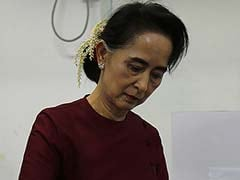 UN Chief Praises Myanmar's Aung San Suu Kyi, Regrets Not All Could Vote