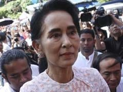 Myanmar's Top Leaders to Hold Talks With Aung San Suu Kyi