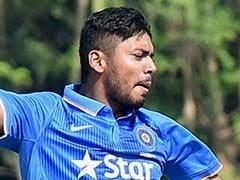 अंडर-19 वर्ल्ड कप : तेज गेंदबाज अवेश खान, राहुल बॉथम की घातक बॉलिंग, टीम इंडिया जीती