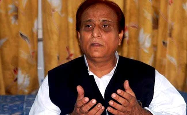 UP Minister Azam Khan Says There is a Reason for Paris Attacks