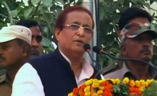 उत्तर प्रदेश में चुनाव से पहले बीजेपी को फिर याद आए 'राम' : आजम खान